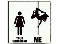 Pole fitness/dancing classes