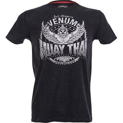 Venum Mens T Shirt Muay Thai Garuda Fight Jiu Jitsu Bjj Mma Ufc S Xxl  35