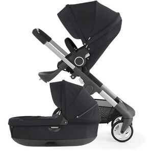 Stokke Crusi pram plus extra carry Cot seat Abbotsbury Fairfield Area Preview