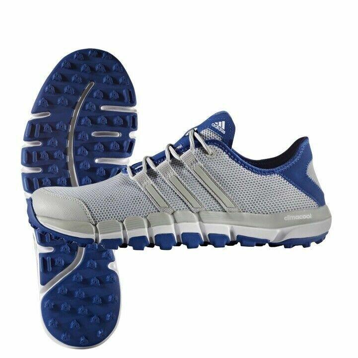Durable Adidas Schuhe Herren, Blau Adidas Golf Climacool St
