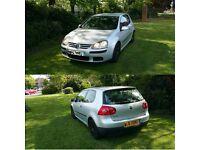 MK 5 GOLF FSI SE 1.6 VW Petrol 3 Door Manual 87K mileage