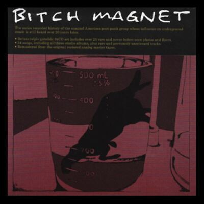 Bitch Magnet 3 CD Box Set / Ben Hur + Umber + Star Booty . NEW & Shrink Wrapped