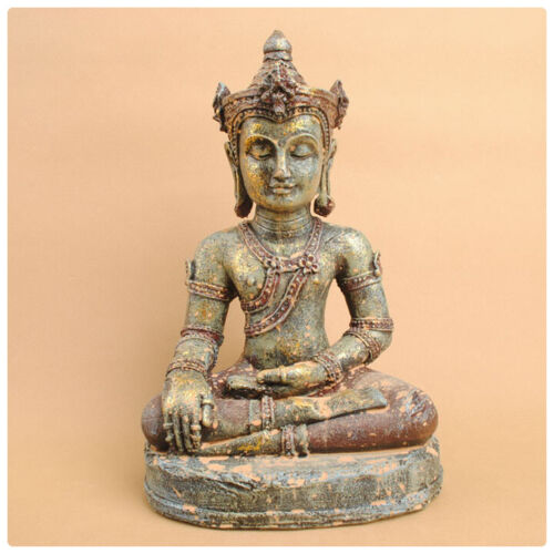 CLASSIC BUDDHA/DUNHUANG ARTIFACT --CREATED FROM HAND CRAFTED MOLDS-14 INCH