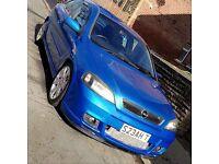Vauxhall Astra Gsi Turbo
