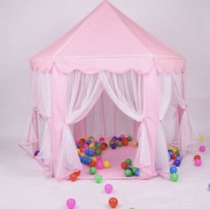 Fairy Pink Kids Tent