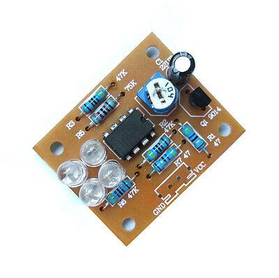 1pcs Lm358 Breathing Light Parts Electronic Diy Fun Making Kit Flashing Lamp New
