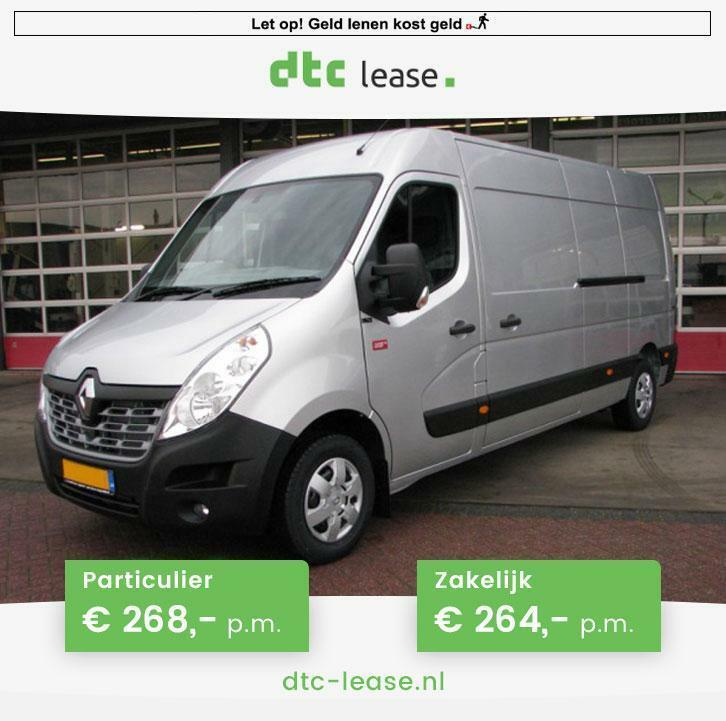 Renault Master 2.3 DCI 96KW 2018 Financial Lease