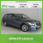 Leasen of financieren? Mercedes E-Klasse v.a. € 291,- pm