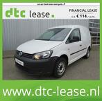 Volkswagen Caddy 1.6 D 55KW Financial Lease va € 114,- p.m.
