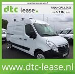 Opel Movano 2.3 D 92KW Financial Lease v.a. € 116,- p.m.
