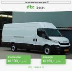 Iveco Daily 2015 Financial Lease v.a. €191,- p.m.