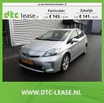 Leasen of financieren? Toyota Prius 1.8 va. €143,- pm