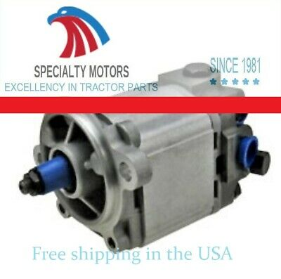 C7nn3a674f 81816585 Power Steering Pump New For Ford Nh 2000 3000 4000
