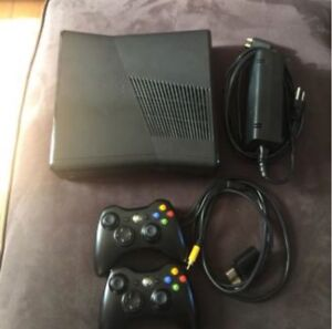 Xbox 360 for sale along with over 10 games!