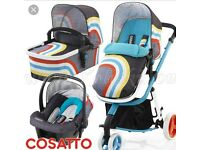 Casato Travel System Giggle 2