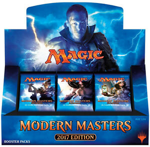 2017 MTG Magic The Gathering Modern Masters Now Available