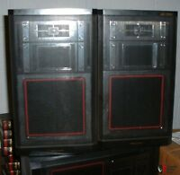 FOR SALE Realistic Speakers
