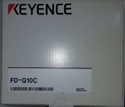New Keyence Fd-q10c Fdq10c Digital Flow Sensor