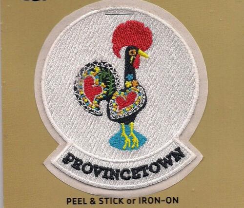 Provincetown Cape Cod Souvenir Massachusetts Patch