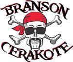 Branson Cerakote - Stencils & More