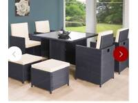 9 price rattan furniture set