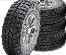 285/75R16 Federal Tyres Fawkner Moreland Area Preview