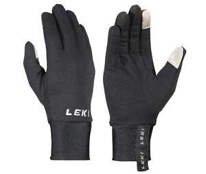 LEKI-Basic-Liner-Magic-Touch-compatible-con-smartphone-Guantes-Unisex-631-81613