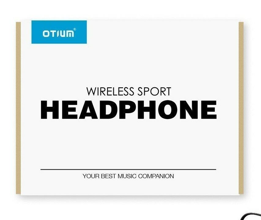Otium Wireless Headphones, Bluetooth Headphones, Best Sports