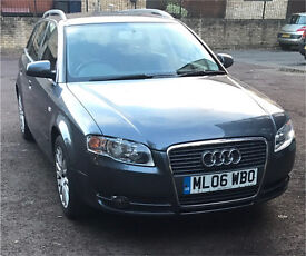 Audi A4 Avant 2006 - Offers welcomed