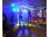 Partytime mobile disco Norfolk.