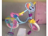 "New 10"" My Little Pony Girls Bike"