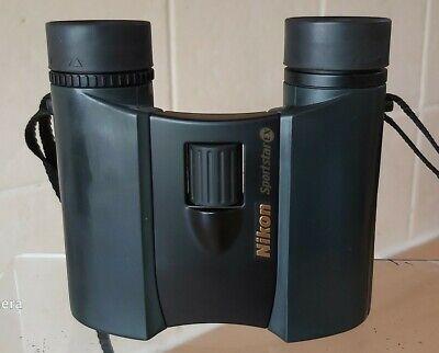 Nikon 8x25 Sportstar EX Wide field 8.2°, Waterproof Binoculars, VGC