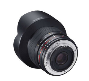 Rokinon/Samyang 14mm F2.8 Nikon EXCELLENT CONDITION