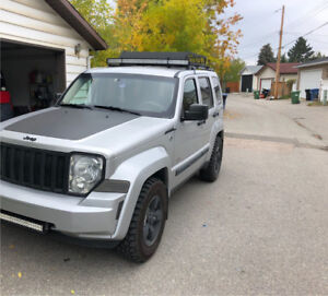 2009 JEEP LIBERTY/WINTER TIRES/REMOTE START
