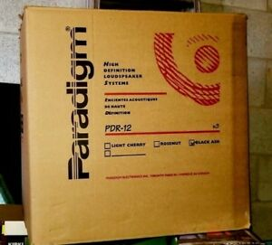 Paradigm Subwoofer 450 Watts 12 inch - like New..