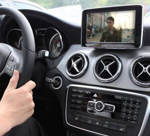 Video in Motion for Mercedes vehicles