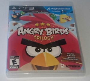 Angry Birds Trilogy sur Playstation 3