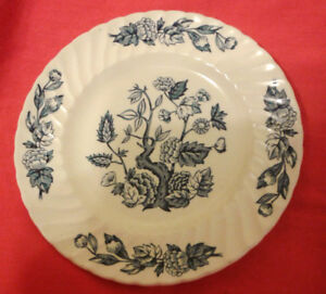 2 Royal vessex ironstone by swinnertons indian tree from england