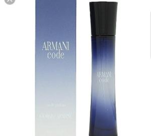 ARMANI CODE BY GIORGIO ARMANI 75ML EDT FOR WOMEN