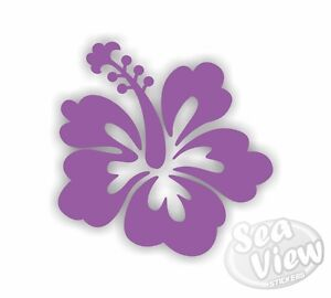 30-Hibiscus-Flower-Car-Van-Bedroom-Window-Wall-Stickers