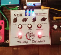 VOX Cooltron Bulldog Distortion à lampe