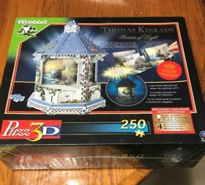 New Puzz3D Thomas Kinkade Painter of Light