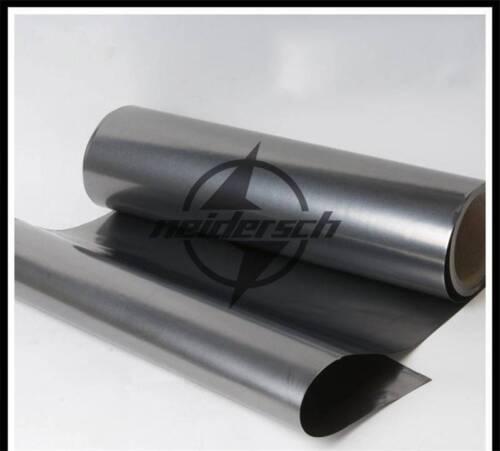 99.5% 0.8mm x 300mm x 300mm Flexible Foil Sheet Graphoil Gasket Pure Graphite