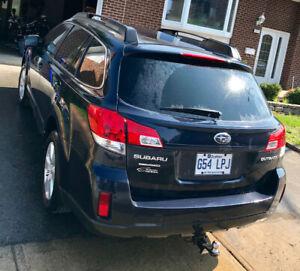 Subaru outbach 2012