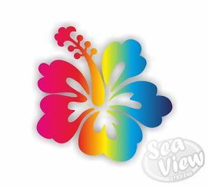 18-Large-Hibiscus-Flower-Car-Wall-Bedroom-Nursery-Stickers