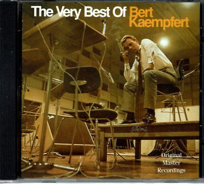 The Very Best  of  Bert Kaempfert   BRAND  NEW SEALED (Bert Kaempfert The Very Best Of Bert Kaempfert)