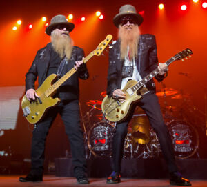 ZZ TOP TICKETS! CALL NOW! 1-888-622-6606
