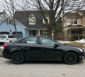 2012 Chevrolet Cruze LT RS Sedan...$7900
