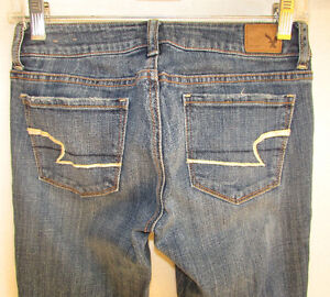 AMERICAN EAGLE OUTFITTERS Skinny Jeans - Size 0 (Aylmer) Gatineau Ottawa / Gatineau Area image 5
