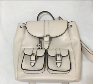Brand New Hibou Pleather Backpack